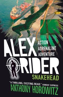 Snakehead - Horowitz, Anthony