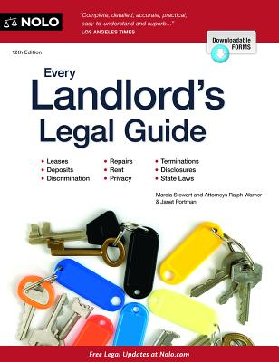 Every Landlord's Legal Guide - Stewart, Marcia, and Warner, Ralph, and Portman, Janet, Attorney