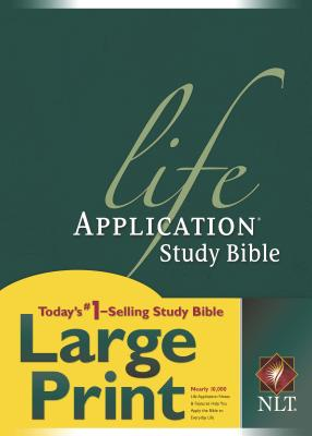Life Application Study Bible-NLT-Large Print - Tyndale House Publishers (Creator)