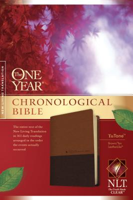 One Year Chronological Bible-NLT - Tyndale House Publishers (Creator)