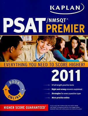 Kaplan PSAT/NMSQT Premier - Staff of Kaplan Test Prep and Admissions