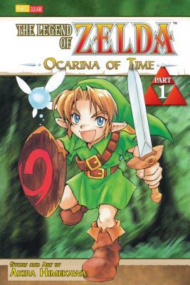 The Legend of Zelda, Volume 1: Ocarina of Time - Himekawa, Akira (Illustrator)