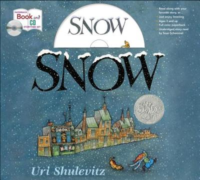 Snow - Shulevitz, Uri