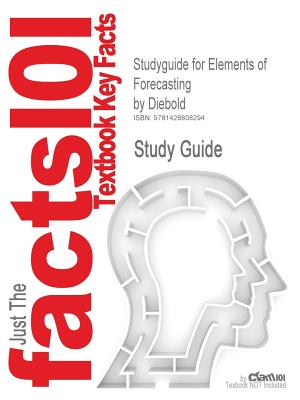 Elements of Forecasting - Diebold, Francis X