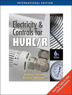 Electricity and Controls for HVAC-R - Herman, Stephen L., and Sparkman, Bennie L.