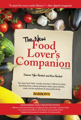 The New Food Lover's Companion - Herbst, Sharon Tyler