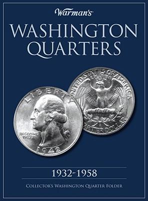 Washington Quarter 1932-1958 Collector's Folder - Warman's