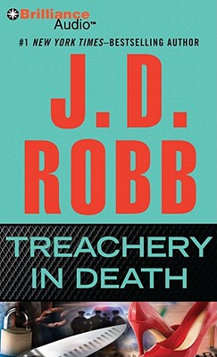 Treachery in Death - Robb, J D, and Ericksen, Susan (Performed by)