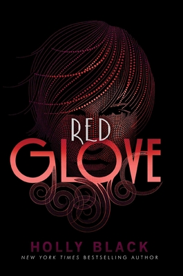 Red Glove - Black, Holly