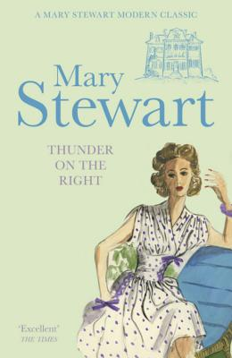 Thunder on the Right - Stewart, Mary