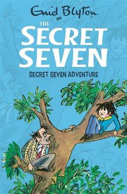 Secret Seven Adventure - Blyton, Enid