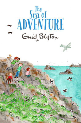 The Sea of Adventure - Blyton, Enid