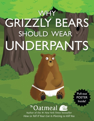 Why Grizzly Bears Should Wear Underpants - Inman, Matthew