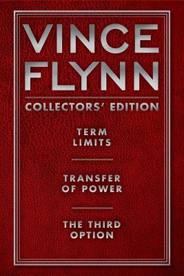 Vince Flynn: Term Limits/Transfer of Power/The Third Option - Flynn, Vince