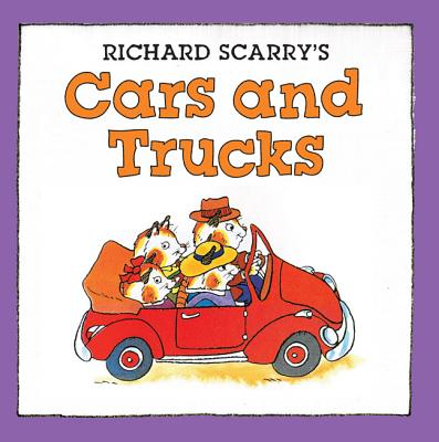 Cars and Trucks - Scarry, Richard