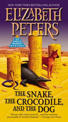 The Snake, the Crocodile, and the Dog - Peters, Elizabeth