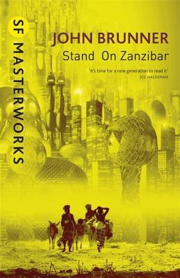 Stand on Zanzibar - Brunner, John