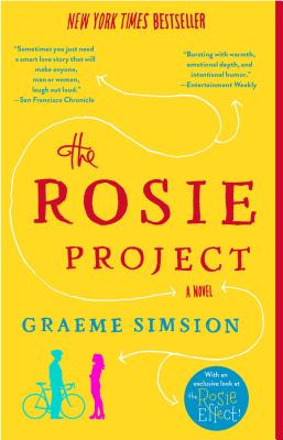 The Rosie Project - Simsion, Graeme C