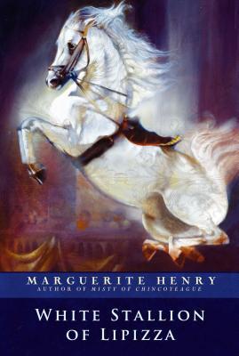 White Stallion of Lipizza - Henry, Marguerite