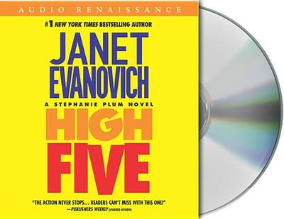 High Five - Evanovich, Janet, and Mazar, Debi (Read by)