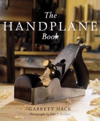 The Handplane Book - Hack, Garrett, and Sheldon, John S (Photographer)