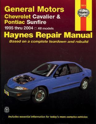 Chevy Cavalier & Pontiac Sunfire: 1995 Thru 2004 - Haynes, John H, and Ryan, Mark