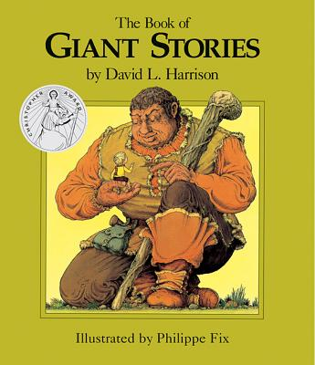 The Book of Giant Stories - Harrison, David L