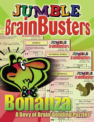 Jumble (R) Brainbusters Bonanza - Tribune Media Services, and Triumph Books