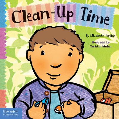 Clean-Up Time - Verdick, Elizabeth