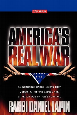 America's Real War - Lapin, Daniel, Rabbi