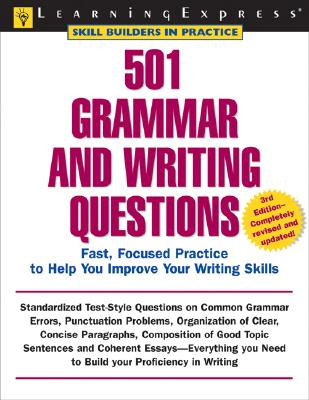 501 Grammar and Writing Questions - Learning Express LLC (Creator)