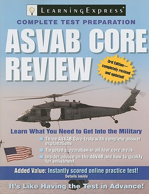 ASVAB Core Review - Learning Express LLC (Creator)