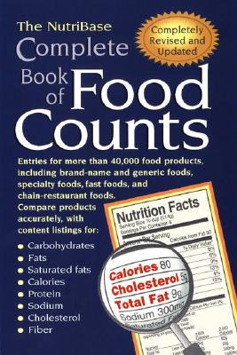 The Nutribase Complete Book of Food Counts 2nd Ed. - Nutribase