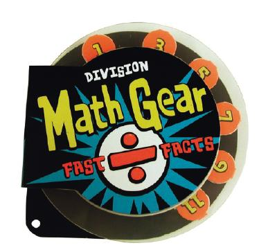 Math Gear: Fast Facts - Division - Ikids, and Innovative Kids (Creator)