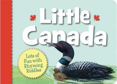 Little Canada Board Book - Napier, Matt