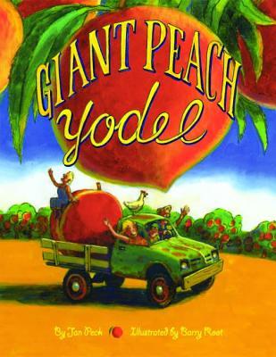 Giant Peach Yodel - Peck, Jan