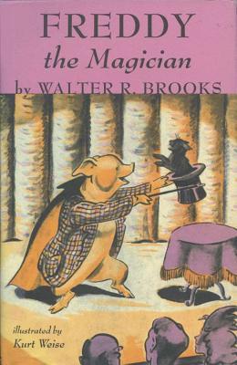 Freddy the Magician - Brooks, Walter R
