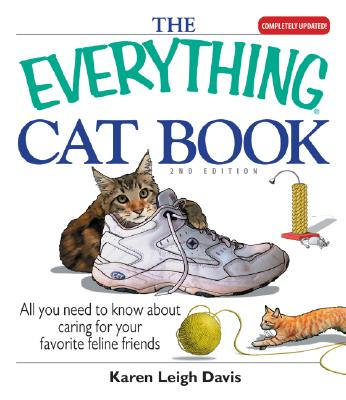 The Everything Cat Book - Davis, Karen Leigh