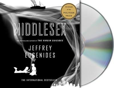 Middlesex - Eugenides, Jeffrey, and Tabori, Kristoffer (Read by)
