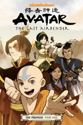 Avatar: The Last Airbender - The Promise Part 1 - Yang, Gene Luen (Illustrator), and DiMartino, Michael Dante (Illustrator), and Konietzko, Brian