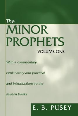 The Minor Prophets, 2 Volumes: With a Commentary, Explanatory and Practical, and Introductions to the Several Books - Pusey, Edward Bouverie