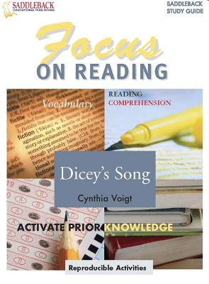 Dicey's Song (Focus on Reading Study Guide) (Enhanced eBook) - Brackett, Josh