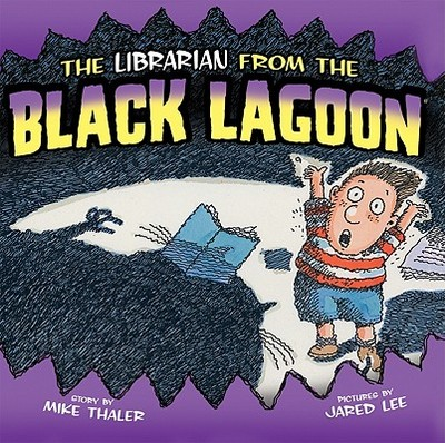 Librarian from the Black Lagoon - Thaler, Mike
