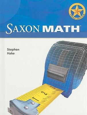 Saxon Math Intermediate 5 - Hake, Stephen