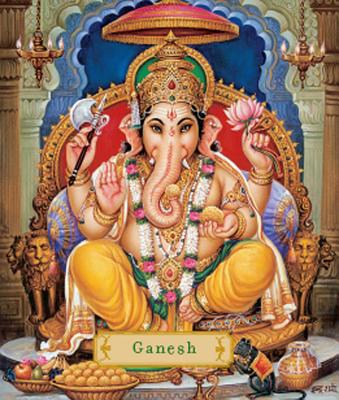 Ganesh: Removing the Obstacles - Bae, James H