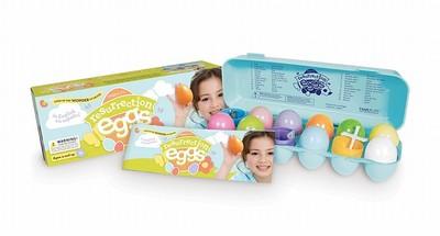 Resurrection Eggs: Open Up the Wonder of Easter - Familylife (Creator)