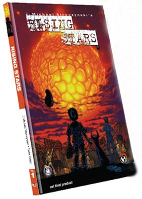 Rising Stars Compendium Hardcover - Avery, Fiona, and Moline, Karl Michael, and Finch, David Michael, and Anderson, Brent Michael