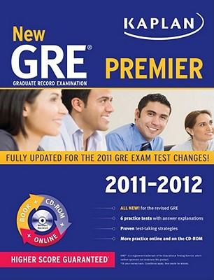 New GRE 2011-2012 Premier - Kaplan