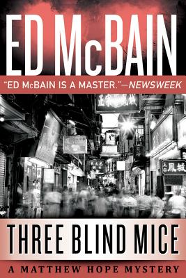 Three Blind Mice - McBain, Ed