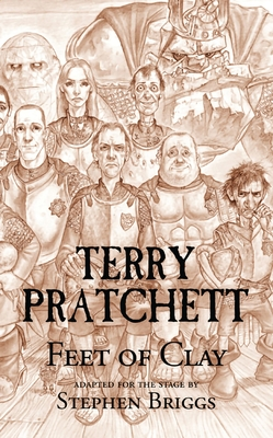 Feet of Clay - Pratchett, Terry, and Briggs, Stephen